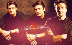 Nathan Fillion is Castle by Anthony258