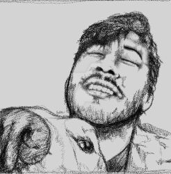 Mark in Stipple! by Dayears