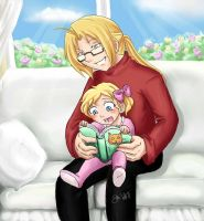 FMA: Uncle Edward by TheMadWoman-Ellie