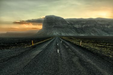 Somewhere in Iceland #5 by arnaudperret