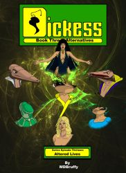 Dickess- Cover art for Episode Thirteen by mdbruffy