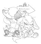 Intermission napping time by KinGKerO