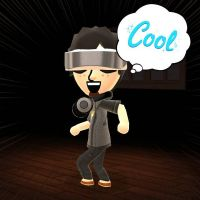 Miifoto #3 - VR Gaming by MarioMinecraftMix