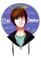Bo Burnham by Nominako