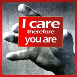 I care, therefore you are by Pukri