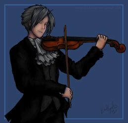 pw: of cravats and composers by zehntrahrah