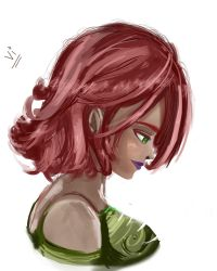 Exotic Red and Green by Emperor-CatVI
