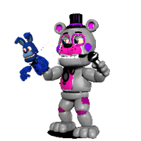 Adventure Funtime Freddy by AwesomeTrophy316