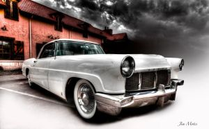 Lincoln Continental by MidagePhotographer