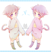 Chibi Auction 03 [CLOSED] by Shiinadopts