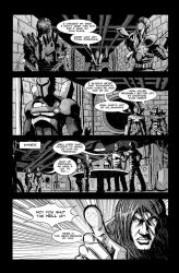 SHADOWS OF OBLIVION #0 - Page 5 by Shono