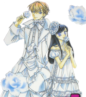 Ouran Koukou Host Club Png by bloomsama