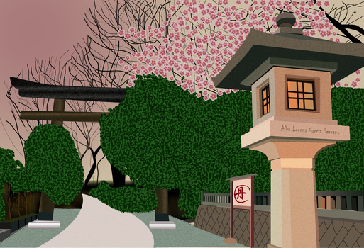Japon by LaDamadelaOscuridad
