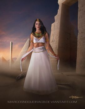 Cleopatra by marcosnogueiracb