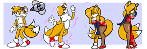 Tails Com by TranzmuteProductions