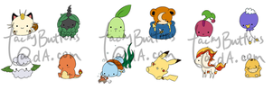 Pokemon Cheebs