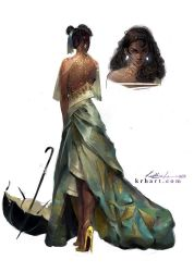 The Master Tailor - Angelique by krhart