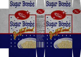 sugar bombs 2.0 by emptysamurai