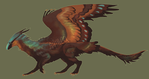 Dragon design (CLOSED) by Aymea