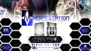 Manifestation CCS (Future Age - Series I) S03 CS3 by CauseThought