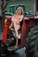 Anna the farmer's wife 14 by PhotographyThomasKru