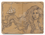 The Sea Journal by Achen089