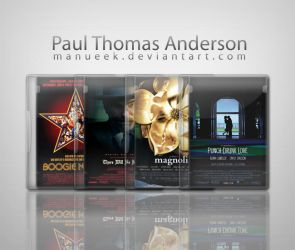 Paul Anderson Icon Set by manueek