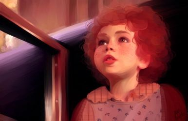 Annie by MelodyMoore