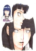 a Tribute to Hinata-sama by jeng3x
