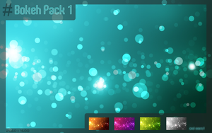 :Bokeh Pack:1: by CMYKs