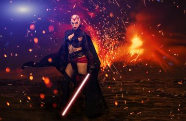 May the Fourth by MissSinisterCosplay