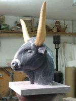 bull of knossos 1 by Theatricalarts