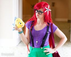 Not Hipster Enough by NovemberCosplay
