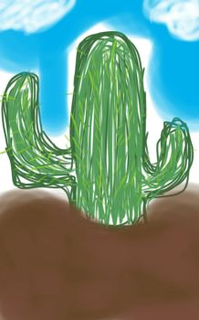 Sketch this - Succulent by VicUnder