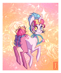 My Tiny Horse Friend by ElectronicVirus