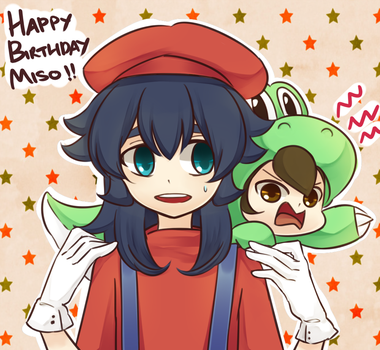 HB Miso!! by hirrbles