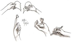 Love. Hand. Sketch. by masayumesoto