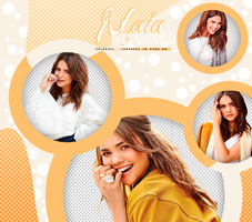 PACK PNG #10 - Maia Mitchell by oncesoul