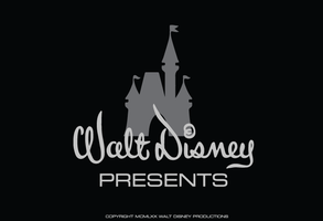 Walt Disney Presents Logo by Jarvisrama99