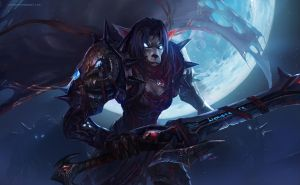 Death knight rises by chenbo