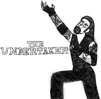 Undertaker- Break Time Sketches by jamesgannon