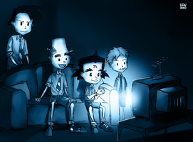 TV Time by Loukho