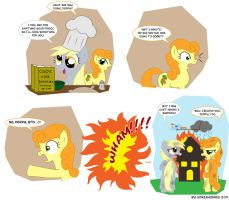 Cooking fail by GonzaHerMeg