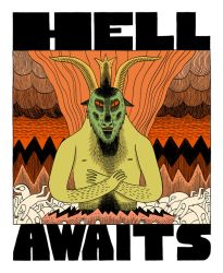 Hell Awaits by Teagle