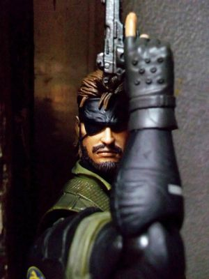 Big Boss by laspongols