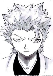 Captain Toushirou Hitsugaya by Bleach-Squad-10-Club