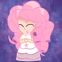 Rose Quartz by Trollan-gurl22