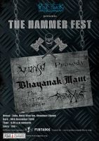 The Hammer Fest by morbidillusion666