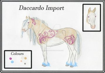 Daccardo Design - Serafina by TheShiranja