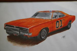 General Lee by Patatje36